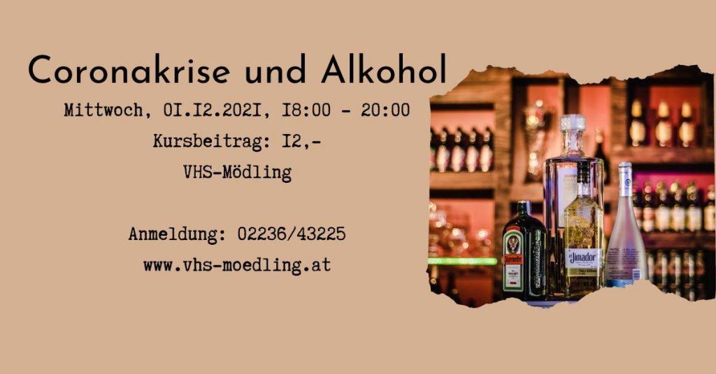 Coronakrise und Alkohol